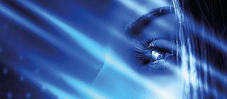 Macht blaues Licht uns alt?