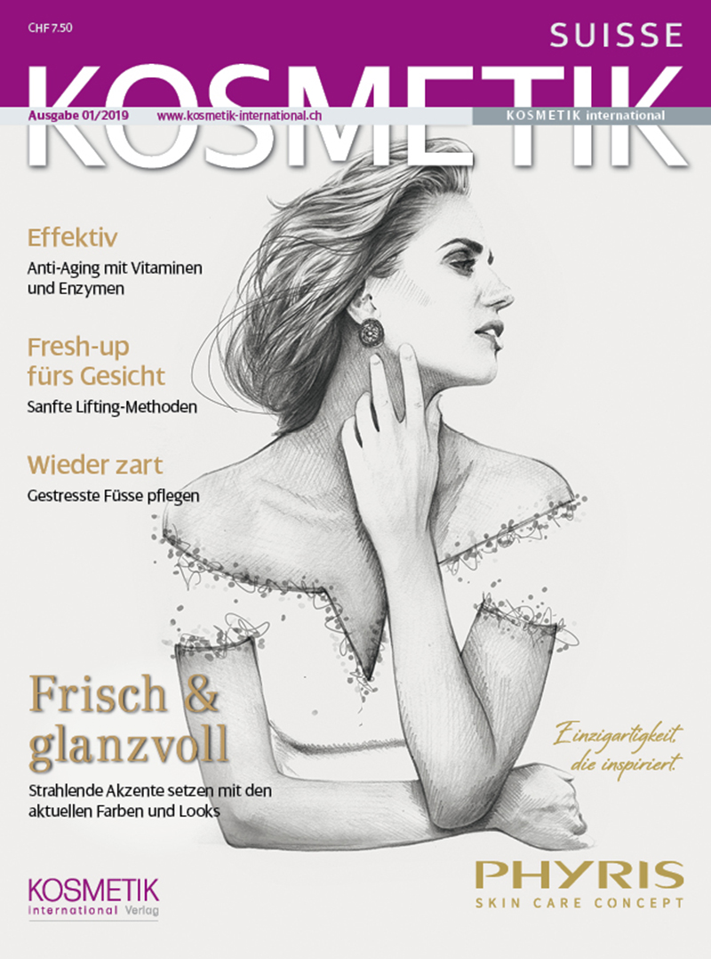 KOSMETIK international SUISSE 01/2019