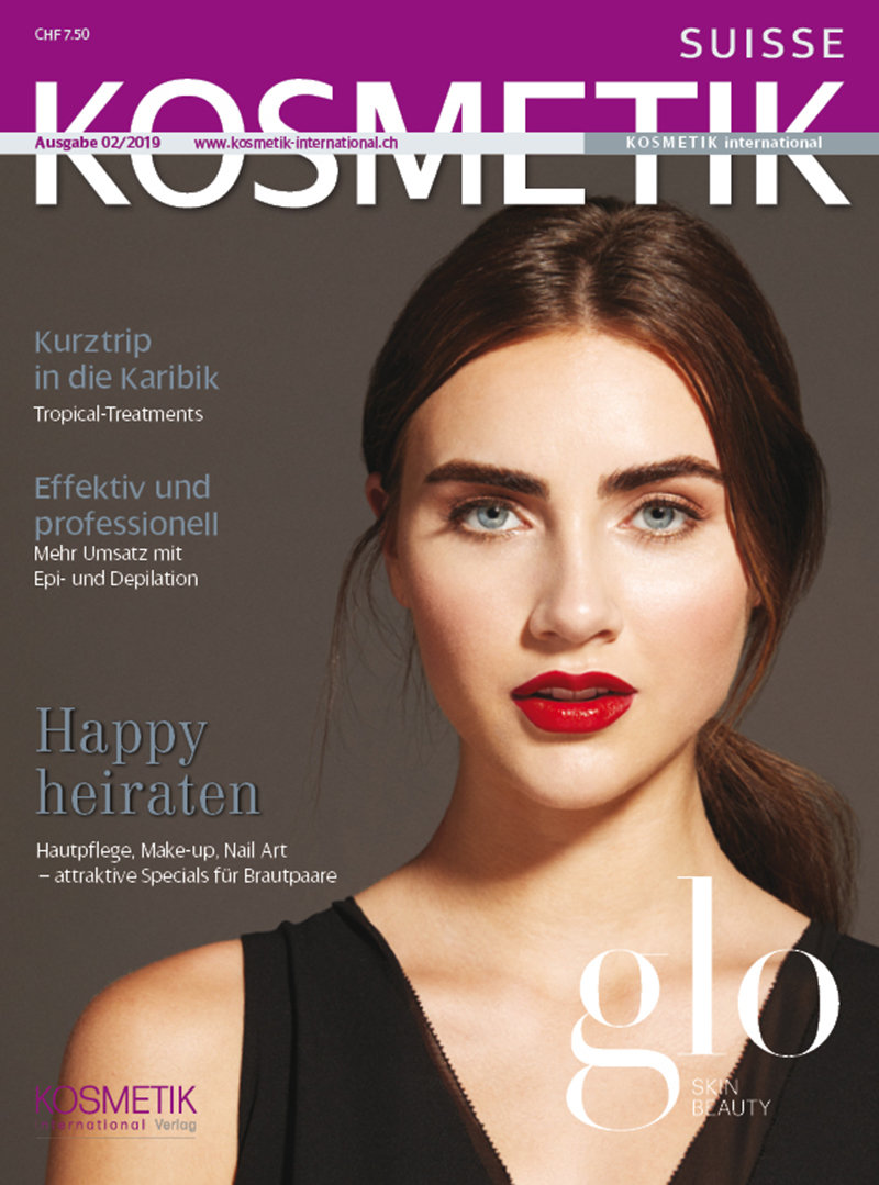 KOSMETIK international SUISSE 02/2019