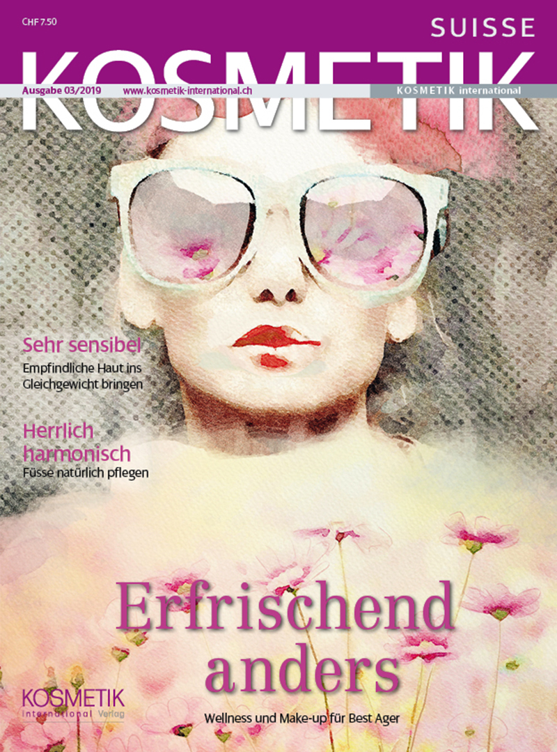 KOSMETIK international SUISSE 03/2019