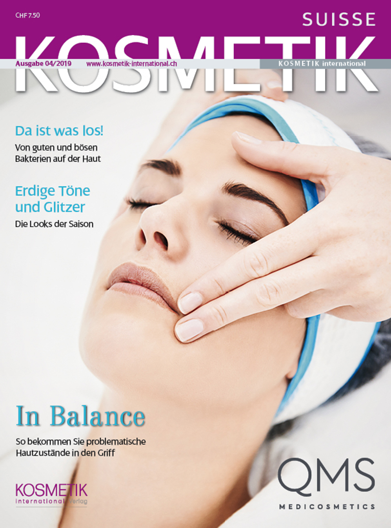 KOSMETIK international SUISSE 04/2019