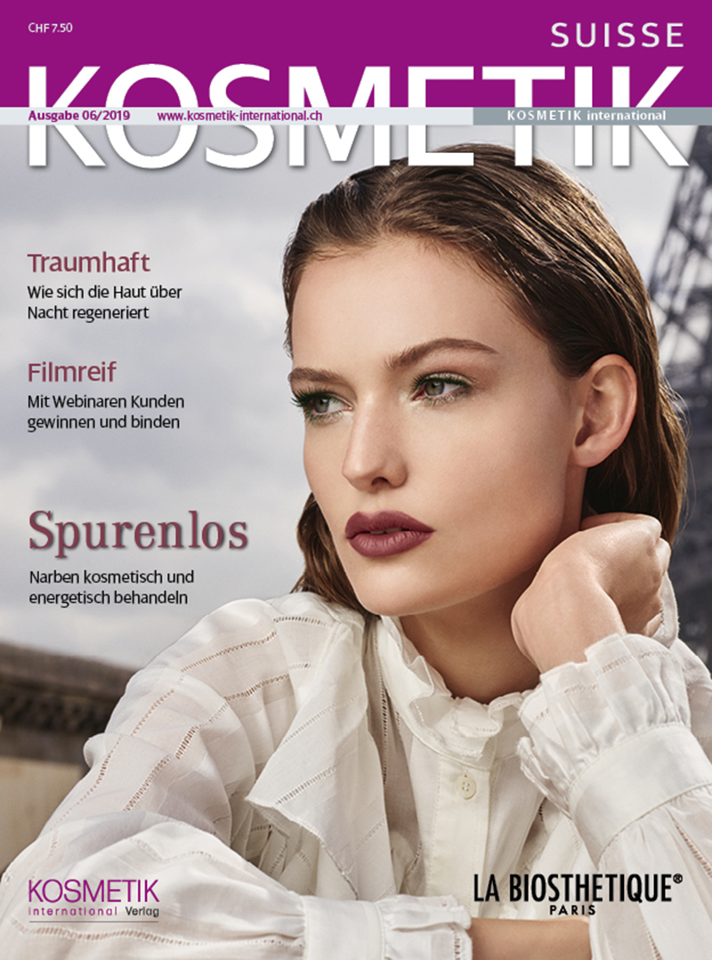 KOSMETIK international SUISSE 06/2019